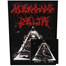 Mekong Delta - Mekong Delta Bundle (CD + Back Patch)