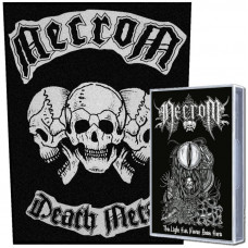 Necrom (Tape, Back Patch) Bundle