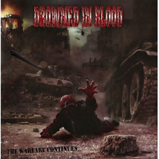 DROWNED IN BLOOD - The Warfare Continues CD