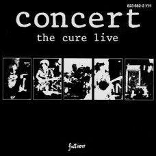 THE CURE - Concert - The Cure Live CD