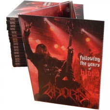 KHORS - Following The Years of Blood Digipack A5 DVD