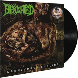 BENIGHTED - Carnivore Sublime LP
