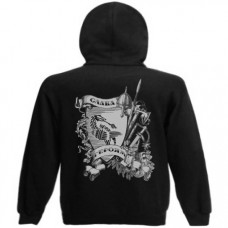 NOKTURNAL MORTUM - Слава Героям / Hailed Be The Heroes Hooded Sweat