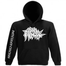 OLD FUNERAL - Devoured Carcass Hooded Sweat