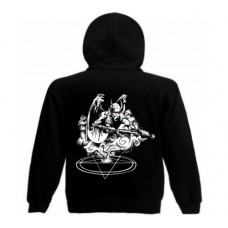 ONSLAUGHT - Power From Hell Hooded Sweat