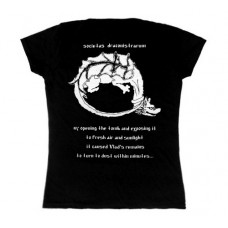 HATE FOREST - Vlad Tepes Lady Fit T-Shirt