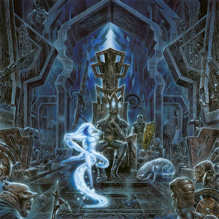 Blind Guardian Nightfall In Middle Earth Cover Art