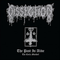 DISSECTION - The Past Is Alive (The Early Mischief) CD