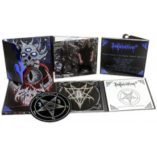 INQUISITION - Ominous Doctrines... CD (Tome Edition)