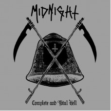 MIDNIGHT - Complete And Total Hell CD
