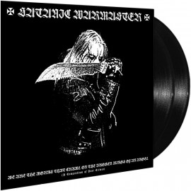 SATANIC WARMASTER - We Are The Worms That Crawl On The Broken Wings Of An Angel (A Compendium Of Past Crimes) 2LP (Gatefold Black Vinyl)