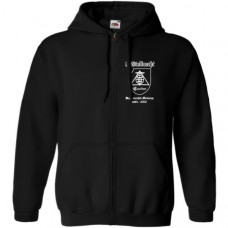 KRISTALLNACHT - Of Elitism And War Hooded Sweat Jacket
