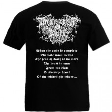 DROWNING THE LIGHT - The Weeping Moon TS