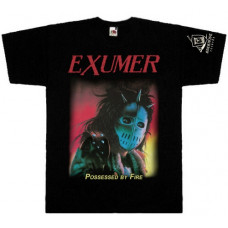 EXUMER - Possessed By Fire TS
