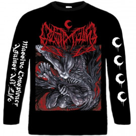 LEVIATHAN - Massive Conspiracy Against All Life Long Sleeve