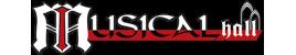 Musical hall - music & merchandise shop online
